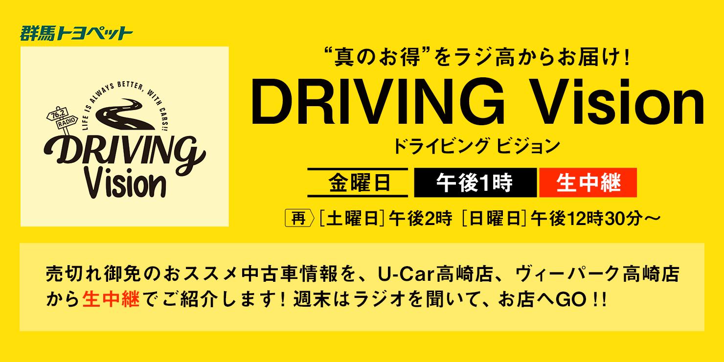 DRIVING Vision